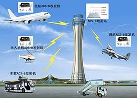 ADS-B air traffic Control monitoring system